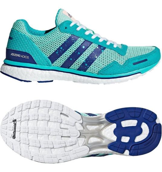 Tenis adidas Adizero Adios W 3 Competencia Correr