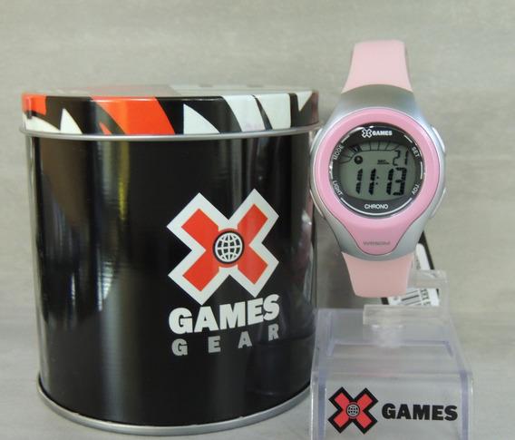 Relógio X Games Feminino Mod: Xkppd033 Bxrx ( Nf)