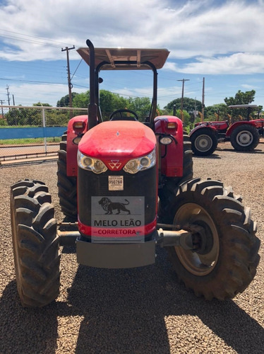 Trator Massey Ferguson 4307 - Ano 2020