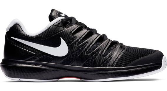 Calzado Para Tenis Nike Air Zoom Prestige Hc - Color: Negro