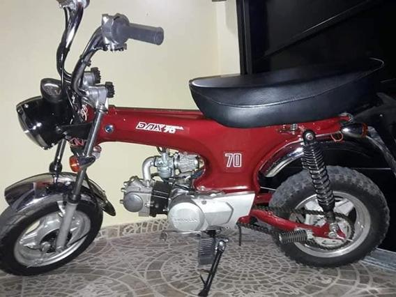 Dax St 70 1994 (restaurada)