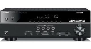 Yamaha Rxv 383 Home 5.1 Usb + Bluetooth + 4k Ultra Hd