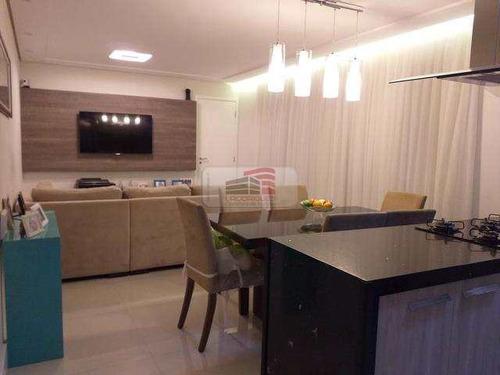 Imagem 1 de 16 de Apartamento Com 3 Dorms, Centro, São Bernardo Do Campo - R$ 700 Mil, Cod: 641 - V641