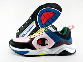 Zapatillas Champion 93 Eighteen Nuevas Talla 46 (dad Shoes)