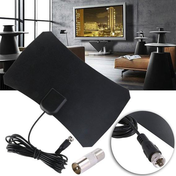 Apartamento Super Fino 1080p Antena Alto Ganho Digital Hdtv