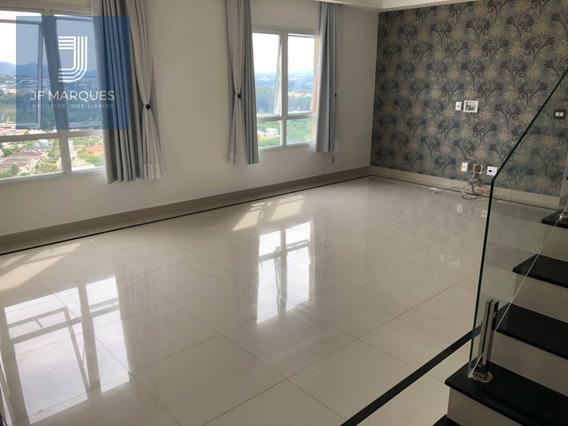 Cobertura Com 3 Dormitórios À Venda, 171 M² Por R$ 1.390.000 - Alphaville - Barueri/sp - Co0001