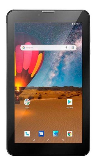 Tablet Multilaser 3g M7 Plus Dual Chip 16gb Quad Core Loi