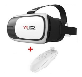 Lentes De Realidad Virtual + Control Manual