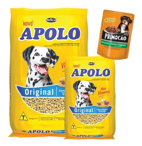 Apolo Adulto De Primocao 20 Kg + 7 Kg Con Regalo