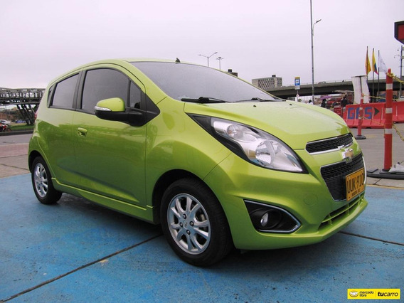 Chevrolet Spark Gt 1200cc Mt Aa Full Equipo