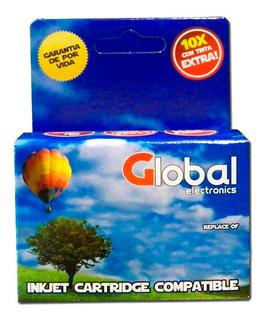 Cartucho De Tinta Compatible Epson T195 196 T19532 Magenta