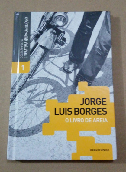 O Livro De Areia Jorge Luis Borges