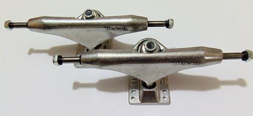 Truck Crail I 159mm  Oldschool Hi Silver