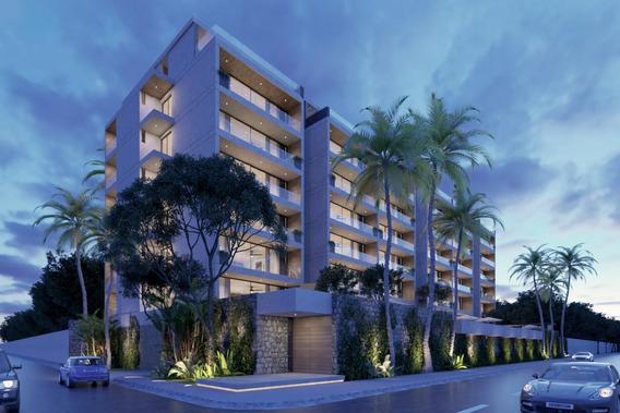 Hermosos Y De Gran Espacio, Penthouse En Preventa En Chicxulub Yucatan.
