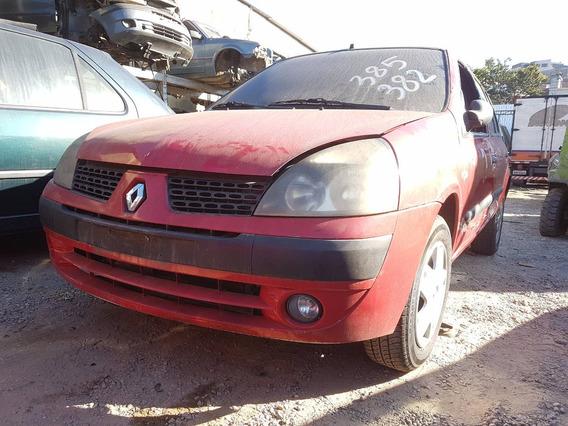Sucata Renault Clio Aut 1.0 H 2003 2004 (somente Peças)