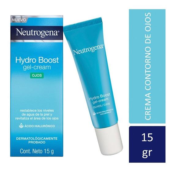 Gel Crema Neutrogena Para Contorno De Ojos Hydro Boost