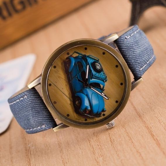 Reloj Hombre / Mujer (unisex) Modelo Bocho