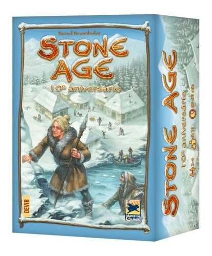 Stone Age Edicion 10º Aniversario - Juegos De Mesa