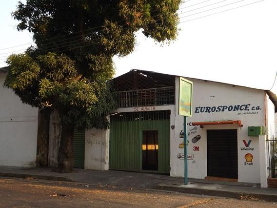 Venta Amplio Galpón En El Centro De La Ciudad Cod192597