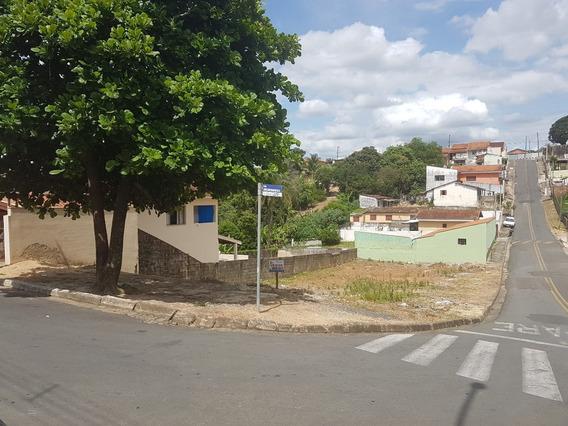 Terreno A Venda No Bairro Jd. Reinaldo - Lindoia/sp