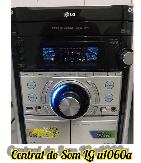 Aparelho De Som Lg U1060a (apenas Central)