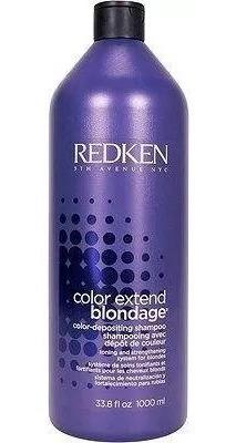 Redken Color Extend Blondage Color Matizador Morado Shampoo