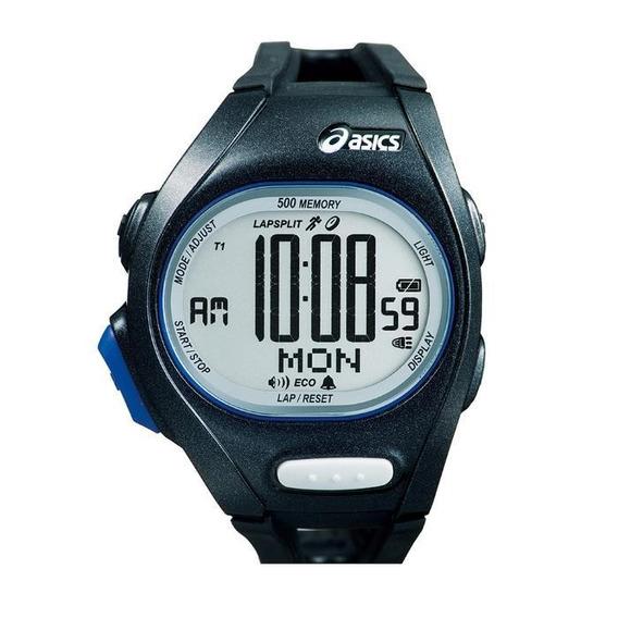 Relógio De Pulso Asics Race Super - Preto