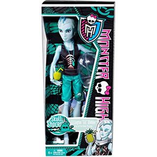 Monster High Skull Shores Gil Webber Doll