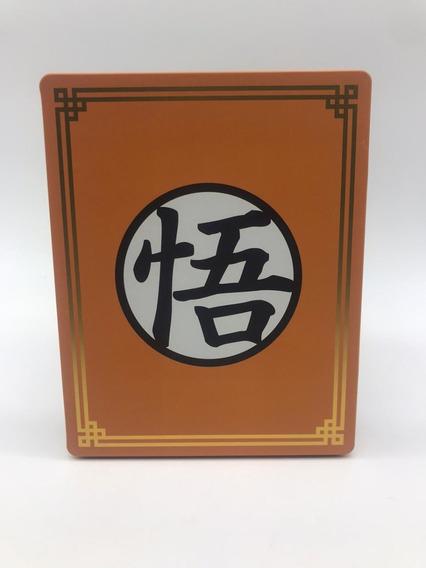 Steelbook Dragon Ball Z Kakarot Original Nova