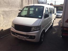 Gonow Mini Van Way Full 2015