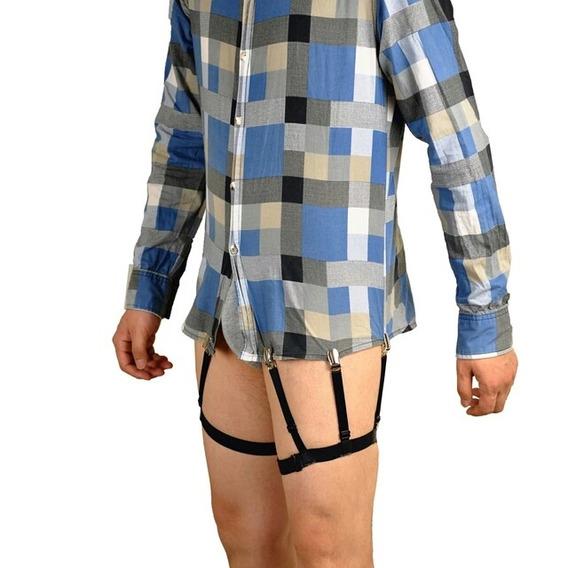 Estica Camisa Masculino