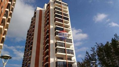 Apart Hotel 2 Suítes, Mobiliado No Rio Hotel Residência. - Ap0061