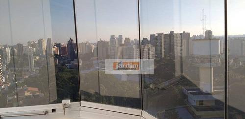 Apartamento Com 3 Dormitórios À Venda, 115 M² Por R$ 785.000,00 - Jardim Wallace Simonsen - São Bernardo Do Campo/sp - Ap6694