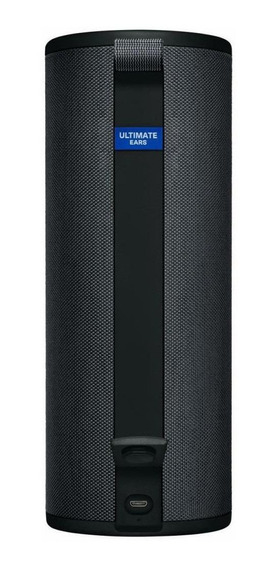 Caixa de som Ultimate Ears Megaboom 3 portátil sem fio Night black