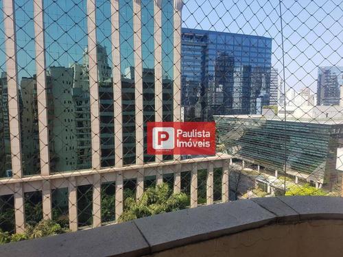 Apartamento Com 4 Dormitórios À Venda, 209 M² - Itaim Bibi - São Paulo/sp - Ap27603