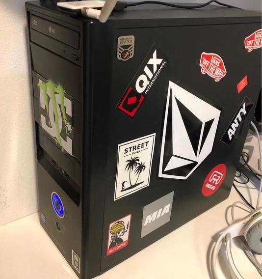 Desktop Gamer - I5 - 8gb - Gtx 960 + Brinde