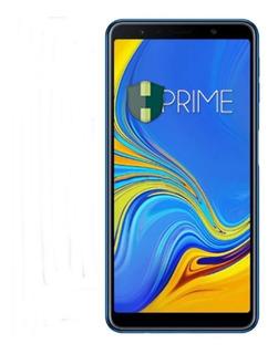 Película Hprime Curves Galaxy A7 2018 Frente Verso + Câmera