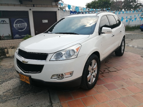 Traverse 2lt Awd 3.6l At Modelo: 2011
