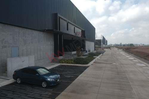 Bodega Industrial En Renta Cerca Del Aeropuerto De Querétaro