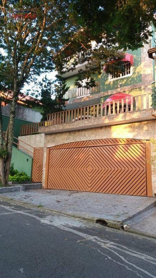 Sobrado Com 3 Dormitórios Para Alugar, 366 M² Por R$ 4.000,00/mês - Nova Caieiras - Caieiras/sp - So0904