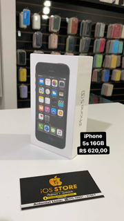 iPhone 5s Space 16gb Novo Recondicionado
