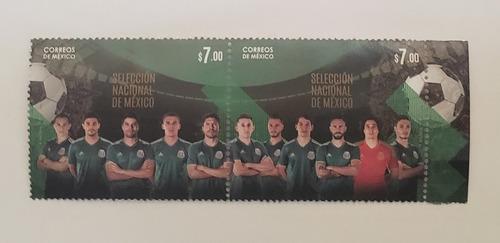 Imagen 1 de 1 de México : Mundial Rusia 2018 Fut Bol Fifa  Seleccion Mexicana