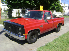 Chevrolet Silverado 1987 Original
