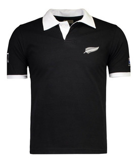 Camisa Retrômania All Blacks 1987 Rugby