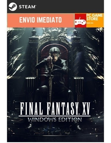 Final Fantasy Xv Windows Edition (steam)