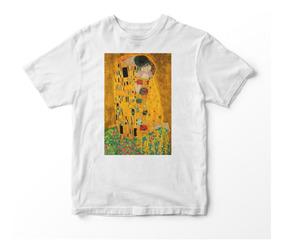 Playera El Beso Gustav Klimt