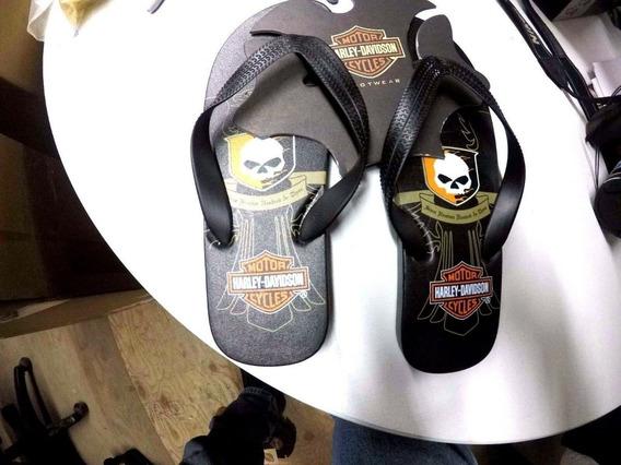 Harley-davidson® Mens Cajon Eva Black Sandalias Size 9