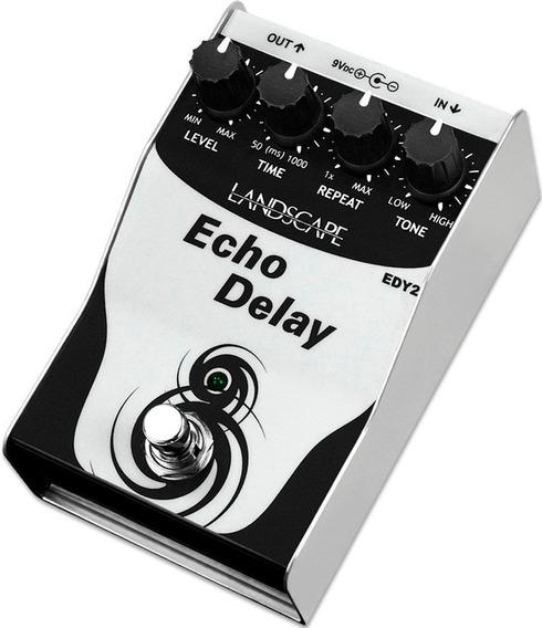 Pedal Guitarra Echo Delay Edy 2 Landscape - Promoção