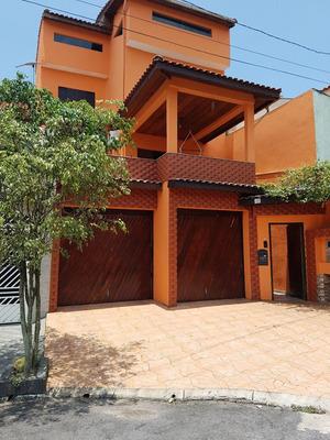 Sobrado Residencial À Venda, Parque Selecta, São Bernardo Do Campo - So20586. - So20586