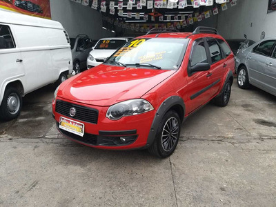 Fiat Palio Weekend 1.4 Trekking Flex 5p 2010/2010